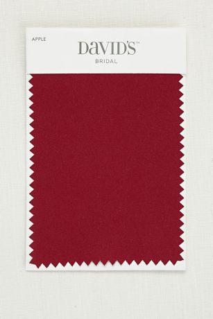 Apple Fabric Swatch Davids Bridal