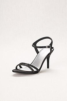 Strappy Mid-Heel Sandal ARIANA