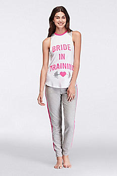 Bride in Training Tank Top B100114555