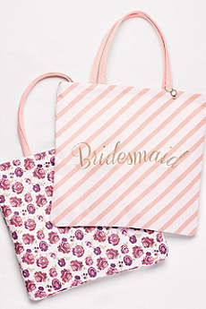 Reversible Bridesmaid Tote
