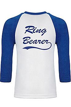 Sporty Ring Bearer T-Shirt BBTEE-RB