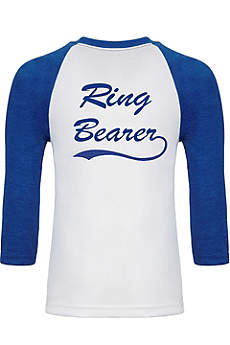 Sporty Ring Bearer T-Shirt