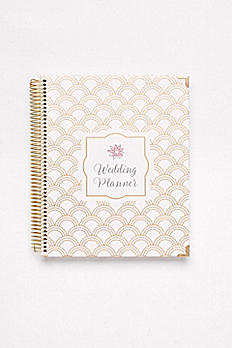 Gold Foil Wedding Planner BLPLANNER