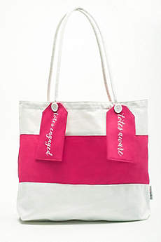 DB Exclusive Bright Pink Tote Bag