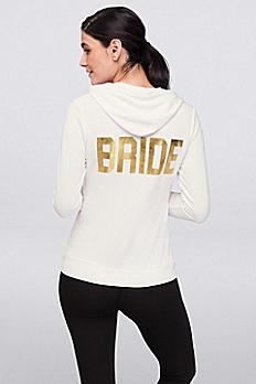 Bride Zip-Up Hoodie C063816149