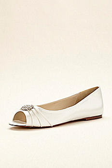 Pink Paradox Open Toe Flat Chocolate