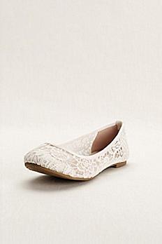 Crochet Ballet Flats CLYNN31