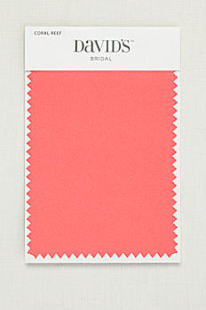 Coral Reef Fabric Swatch ESWATCHCORALREEF