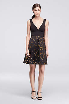 Short A-Line Tank Cocktail and Party Dress - Cheers Cynthia Rowley
