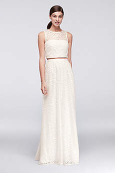 Soft & Flowy Cheers Cynthia Rowley Long Bridesmaid Dress