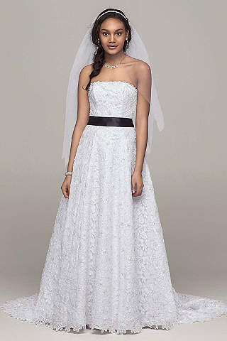 Cheap Wedding Dresses &amp Gowns Under $100  David&39s Bridal