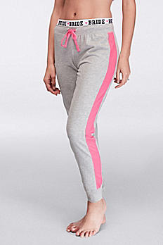 Bride in Training Joggers D059314554