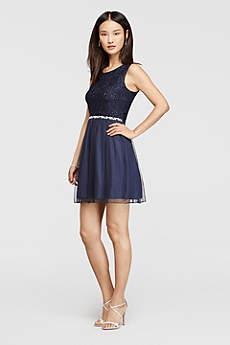 Short Tank Prom Dress - Speechless