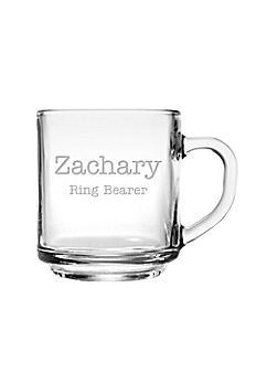 Personalized Ring Bearer Mug DB0008HM1