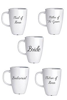 Bridal Party Mugs DB1043