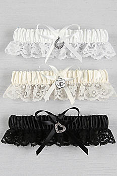 Choose Your Charm Garter DB20-09