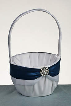 DB Exclusive Luxurious Life Flower Girl Basket