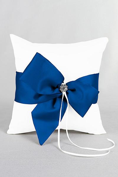 db exclusive regal ties ring pillow db75rp - Wedding Ring Pillow