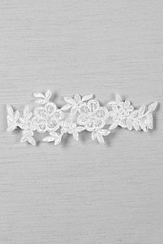 Sophia Applique Garter DB92111