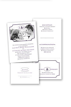 Forever Yours Invitation Sample DBP36277
