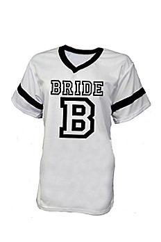 White Bride Football Jersey DK-JER-BR
