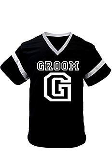 Black Groom Football Jersey DK-JER-GR