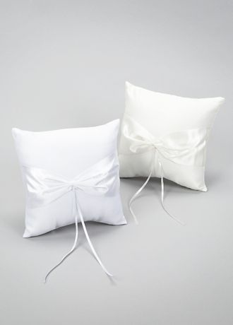 Design your own Ring Pillow Davids Bridal