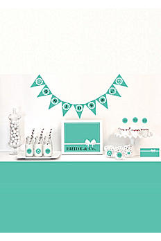 Bride and Co Bridal Shower Decor Kit EB4000BRDC