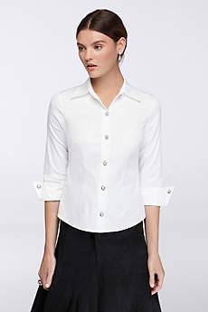 Not Applicable Sheath 3/4 Sleeves Formal Dresses Dress - Eliza J