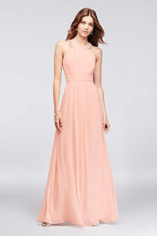 Long Sheath Halter Dress - Reverie
