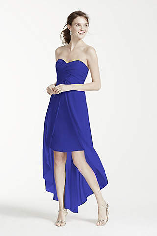 High Low Dresses | David\'s Bridal