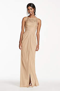 Long Sheath Tank Mother and Special Guest Dress - David's Bridal