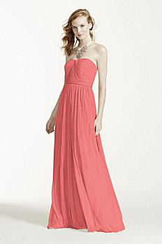 Extra Length Versa Convertible Mesh Dress 4XLF15782