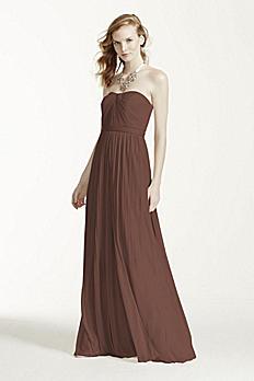 Versa Convertible Long Mesh Dress F15782