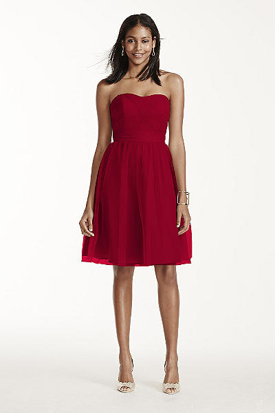 Bridesmaid Dresses Sale &amp- Under $100 Dresses - David&-39-s Bridal