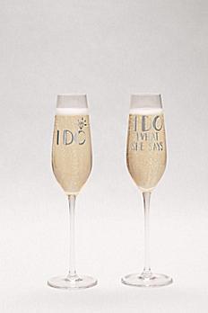 I Do Champagne Flute Gift Set F171976