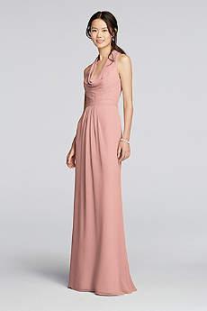 Long Sheath Halter Formal Dresses Dress - David's Bridal