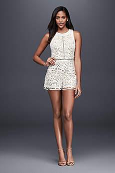 Short Jumpsuit Tank Dress - Adelyn Rae