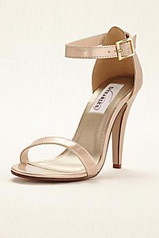 Faith Metallic Ankle Strap Sandal Faith