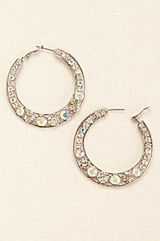 Graduated Hoop Earrings FC10243E