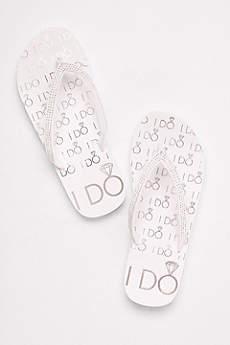 Grey Flip Flops (I Do Flip-Flops)