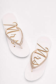 Yellow Flip Flops (Mrs Flip-Flops)