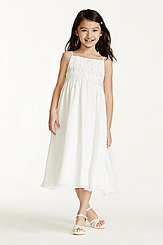 Spaghetti Strap Chiffon Baby Doll Dress FG9743