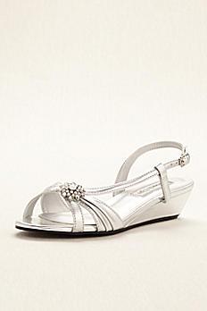 Geri Wedge Sandal by Touch Ups Geri