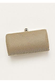Jessica McClintock Ball Mesh Minaudiere Handbag GLAMOUR