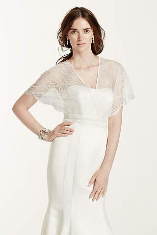 Wedding Jackets Shawls Bridal Wraps