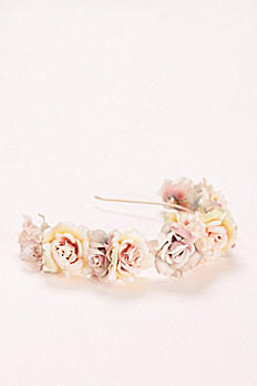 Watercolor Flower Headband H1521501