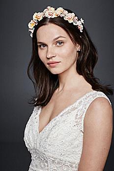 Watercolor Flower Headband H1521501