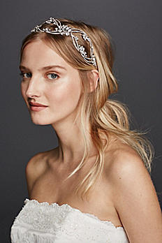 Scattered Solitaire Headband H9105