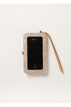 Glitter Wristlet for Smartphone by Coloriffics Harper